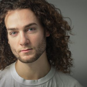 Modeling Headshot - Alex